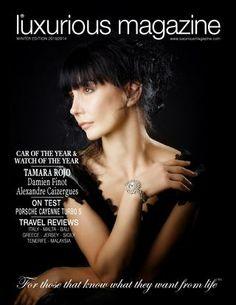 Luxurious Magazine - Elena Arzak interview