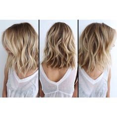 What's Next After Ombré The Hair Color That Lasts 6 Months found on Polyvore featuring polyvore and hair
