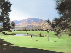 Always wanted to play golf, but not sure how? Lessons are available!  Lake Chelan Municipal Golf Course