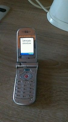Samsung  SGH V200 - Silber (Ohne Simlock) Handy