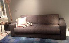 """Sofa """"Slash"""" von Ligne Roset. imm Cologne. Image Schoener Wohnen."""