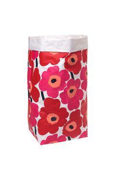 Pieni Unikko container by Marimekko