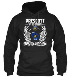 Prescott, Wisconsin - My Story Begins