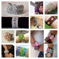 Bracelets are now all the rage and a lot of people use them now to make fashionable style statements of their wrists or forearms! Crochet is the ideal craft for small accessories. You can create a fun crocheted piece of jewelry and no limit to use the embellishments and charms. You can add the slouchy …