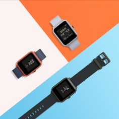 Buy Original Xiaomi AMAZFIT Bip Pace Youth GPS bluetooth bluetooth Smart Watch Bracelet International Version at Wish - Shopping Made Fun Smartwatch, Fitbit One, 5 Elements, Android Watch, Beautiful Watches, Elegant Watches, Swiss Army, Fitness Tracker, Watch Brands