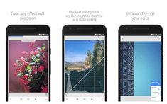 Instagram: Las cinco apps gratuitas con las que las infuencer editan sus fotos de Instagram - La Nueva España Snapseed, Apps, Google Play, Android, Instagram, Phone, Shape, Photo Caption, Edit Photos