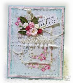 In My Little Korner: A Softly-Shabby Hello...