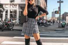 45 Charming Outfit Ideas That Perfect For Fall To Try - - Winter Outfits Summer Club Outfits, Cute Fall Outfits, Spring Outfits, Winter Outfits, Plus Size Fall Outfit, Fashion Outfits, Chic Outfits, Classy Outfits, Fashion Capsule