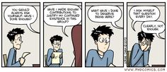 PHD Comics: What have you done?- this is my life at this very moment