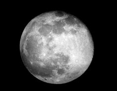 Astrophotographer Anthony Lopez captured this photo of the full moon taken in Juarez, Chihuahua, Mexico on May 26, 2013. Scientists say they now know how the moon got its lemon shape.