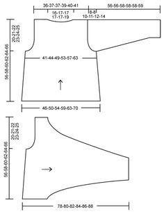 """DROPS 108-33 - DROPS Jacke in """"Lin"""". Grösse S-XXXL. - Free pattern by DROPS Design"""