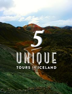 One of the most common things I hear people visiting Iceland will be doing is taking the Golden Circle tour, a great option full of wonderful sites. But for those wanting to break away from the crowd and try something truly amazing these 5 tours are for you! 1 | Glacier Hiking This one time, … … Continue reading →