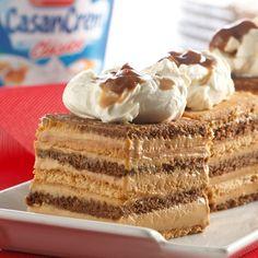 Receta Torta de chocolate y coco de Casancrem