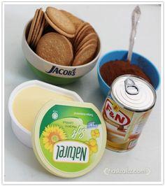 Resepi Kek Batik Mudah Dan Sedap