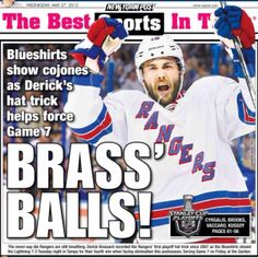 And that's why I love the NY Post...