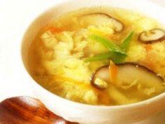 焼肉屋さんの味♪卵スープの画像