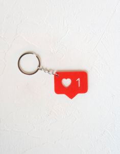 Easy Polymer Clay, Diy Clay, Useful 3d Prints, Love Keychain, Laser Cutter Projects, 3d Printing Diy, 3d Printed Objects, 3d Printer Designs, Laser Cut Jewelry