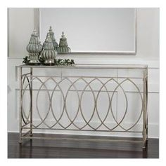 Silver Console | Browse and Shop for Silver Console at www.