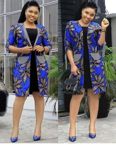 The most beautiful Ankara Styles in the world - African fashion Short African Dresses, African Fashion Designers, Latest African Fashion Dresses, African Print Dresses, African Print Fashion, Africa Fashion, African Traditional Dresses, African Attire, Shirt Tutorial