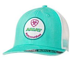 8c65cc42faceb Ariat Women s Turquoise White