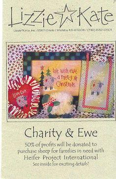 Charity & Ewe 1/3