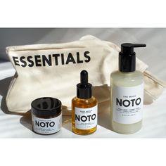 THE ESSENTIALS KIT – NOTO Botanics The Essential, New Skin, Head To Toe, Serum, Essentials, Kit, Cotton Canvas, Cleanse, Organic Cotton