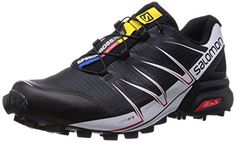 Salomon Mens Speedcross Pro Trail Running Sneaker Shoe ** Check this awesome image @ http://www.myvacationdestinations.com/fitness_store/salomon-mens-speedcross-pro-trail-running-sneaker-shoe/?hi=060716141017
