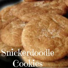 Best Snickerdoodle Cookie Recipe  | whatscookingamerica.net  #snickerdoodle #cookies #christmas