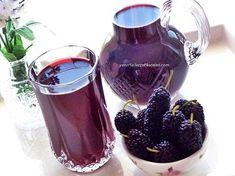 karadut şerbeti izmir de en sevilen içecekler arasında en popüler olanıdır....nefis oluyor.tavsiyemdir... malzemeler: 1/2 kğ karadu...