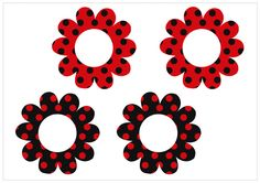 Ladybug-themed Birthday Party Banner - Buzzle.com Printable Templates