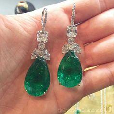 @neligems #emeraldsdiamonds