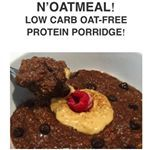 Still one of our favourites. Low carb NO'oatmeal!  A.K.A oat-less choccy proats  You guys went mad for this recipe so here it is! Now live on our blog (Link in bio) ☝️For all those Proat lovers, with this recipe you can still enjoy a big bowl of chocolate protein oats on a low carb day!  #musclefooduk #thecleaneatingguide #teamleanuk #teamleanladies #fitness #fitspo #eatclean #macros #fitspiration #dedication #motivation #inspiration #instadaily #instagramhub #goals #fatloss #training…
