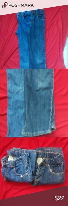Boys jeans bundle 2 pairs of faded glory jeans great condition Bottoms Jeans