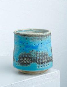 Ceramics by Gary Wood atTea bowl, 2008.