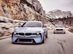 The BMW Group has created a very special car for this year's Concorso d'Eleganza Villa d'Este to pay tribute to one of the most significant models in its history. First and foremost, the BMW 2002 Hommage celebrates the extraordinary feats of engineering behind the BMW 2002 turbo – and re-imagines them as a design study for our times.