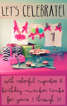 Adorable Birthday Outfits!