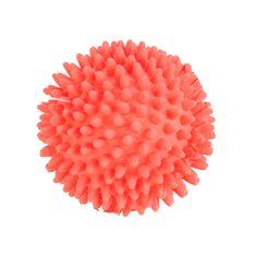 PETMAX Игрушка для собак Мяч игольчатый массажный, латекс, 8,5 см