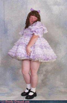 fashion fail - Little Bo Creep