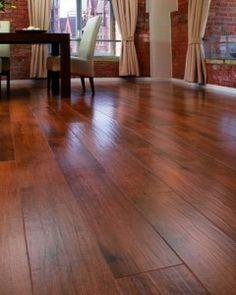 Autumn Oak Vinyl wood flooring for basement