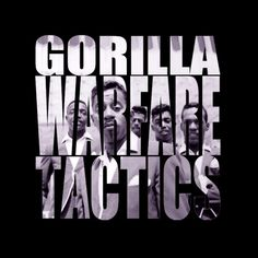 """""""Temptations"""" is the first track we've seen from the hot new Gorilla Warfare Tactics. With a smooth and fitting sample of """"Ain't Too Proud To Beg"""" by the Temptations rocking the background and a lyrical delivery/context that is the hottest I've heard in a while, this record hits the sweet spot. The 3 emcees do some serious justice to the art of hip hop while finding their own relevancy and all with a sense of fluency. I'm excited to see what other freshness they have in store and hope they…"""