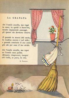 Learning Italian, Language, Vintage, Home, Stream Bed, Learn Italian Language, Languages, Vintage Comics, Language Arts