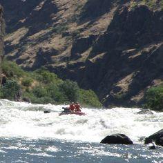 Snake River, Hells Canyon, Idaho