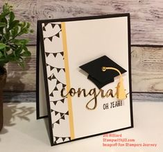 Graduation Cards Handmade, Graduation Diy, Graduation Invitations, Handmade Birthday Cards, Handmade Cards, Invites, Kids Cards, Baby Cards, Fathers Day Cards