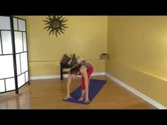 Cours de yoga de 10 minutes pour brûler les graisses avec MARYSE LEHOUX - YouTube