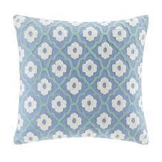 Kamala Cotton Throw Pillow