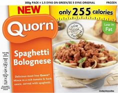 Quorn Slimming World Syn Values, Slimming World Syns, Plant Paradox, Quorn, Bolognese, Frozen, Food And Drink, Herbs, Beef