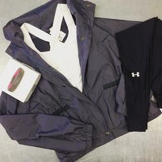 Come in today and grab this #nike fuel band for only $35! Or take a look at our #athletic selection including this #lululemon jacket (sz 8) for $65, lululemon tank top (sz XS) for $22 and #underarmour leggings (sz sm) for $20  #iloveplatoskw #athleisure | www.platosclosetkitchener.com