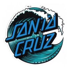 Santa Cruz Sticker Durable waterproof vinyl! Perfect for binders, water bottles, phone cases, lockers, and anything else you want to customize! Brandy Melville Inspired! Accessories