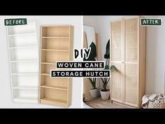 Best Indoor Garden Ideas for 2020 - Modern Ikea Hack Storage, Ikea Hack Kids, Ikea Storage Cabinets, Ikea Billy Bookcase, Bookcase Storage, Ikea Furniture Hacks, Furniture Makeover, Pinterest Home, Diy Home Decor