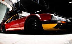 SM race car #Citroen #sm #racecar